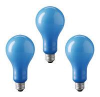 Eiko Bca Lightbulb, 120v 250w Blue Inside Frosted A-21 E26 Base. Eiko 00050