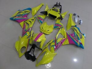 Fairings fit for BMW S1000RR Yellow Pink