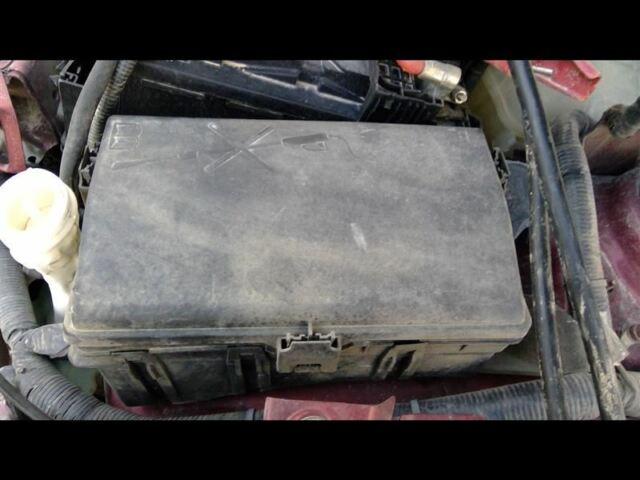 Fuse Box Engine With Sun Roof Fits 10 Allure 325470