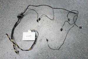 Original-BMW-E81-E87-E90-E91-E92-E93-PDC-Steuergeraet-Kabelbaum-6621-6982402