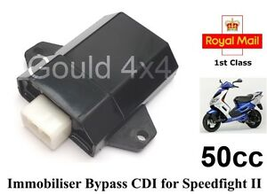 Details about Immobiliser Chip Key Bypass CDI for 50cc Peugeot Speedfight 2  ACI100 ACI100 01