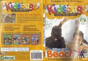 Dvd Kidsongs A Day At The Beach Ebay