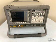 E4407b Hp Agilent Keysight Esa E Series Spectrum Analyzer 9 Khz To 265 Ghz