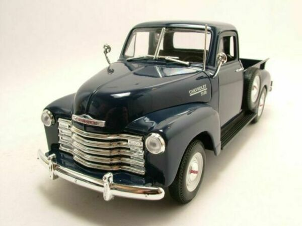 Chevrolet 3100 Pick-Up 1953 Cream WELLY 1:24 WE22087CR Model