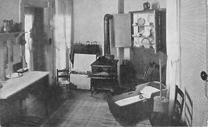 Postcard-James-Whitcomb-Riley-House-The-Kitchen-Greenfield-IN