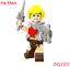 MINIFIGURES-CUSTOM-LEGO-MINIFIGURE-AVENGERS-MARVEL-SUPER-EROI-BATMAN-X-MEN miniatuur 193
