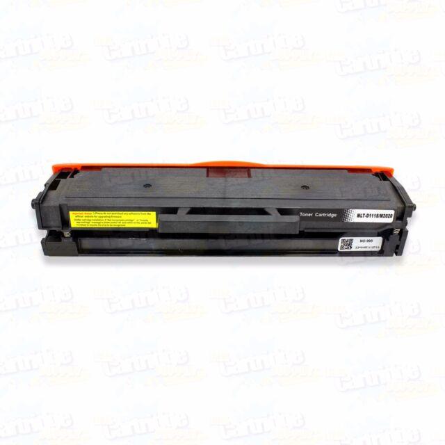1 PACK New MLT-D111S Toner Cartridge For Samsung D111S Xpress M2020W, M2070FW