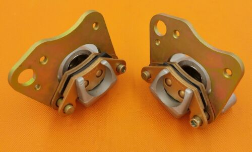 BRAKE FRONT CALIPERS FOR POLARIS SPORTSMAN 500 570 800 EFI 2010-2015 WITH PADS