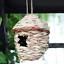 thumbnail 6 - 4x Vogel Nisthöhle / Vogelhaus / Vogelhäuschen, Geschenkidee für Kinder oder