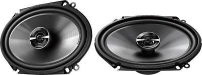 """Pioneer G-Series 6/"""" x 8/"""" 2-Way Car Speakers TS-G680 PRICE"""