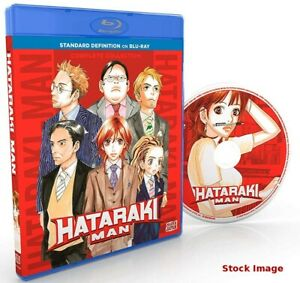Hataraki-Man-Working-Man-2019-1-disc-Blu-ray-A-Maiden-Japan-anime
