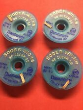 5pcs* 80-4-5  SW18045 Chemtronics Desoldering Wick Soder-Wick Chemtronics USA