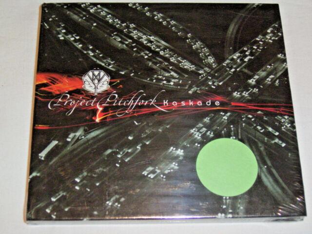 CD - Project Pitchfork Kaskade - Limited Edition Digipak (2005) Neu OVP - S 7