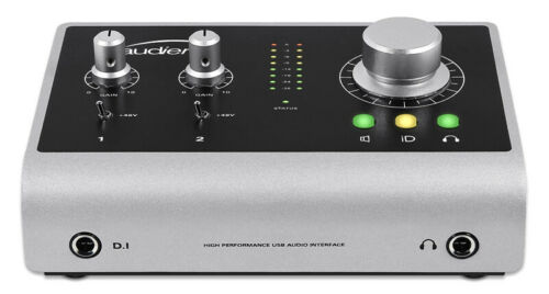 NEW Audient iD14 USB Audio Interface And Monitor Controller