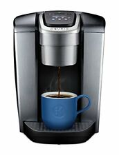 Keurig-K-Elite Coffeemaker-Brushed Silver