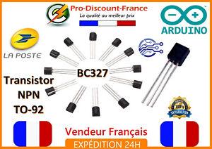 10-X-Transistor-BC327-NPN-PNP-TO92-TO-92-DIY-Arduino-Raspberry-LOT-BC-327