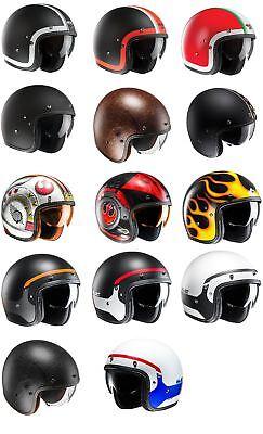 HJC FG-70s Heritage Open Face casco moto