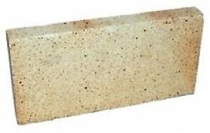 """1 """"inch argile feu Cuisinière Four Pizza briques firebricks BBQ chaleur Lot de 2-afficher le titre d`origine 4djmouxq-07193157-539390403"""