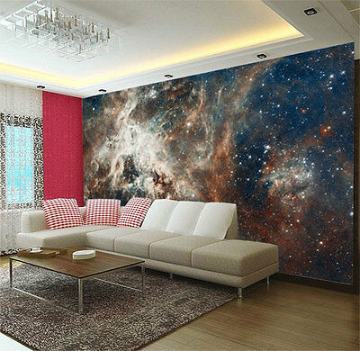 Cosmic Dust 30 Doradus Space Photograph Full Wall Mural Wallpaper Home Decal Dec
