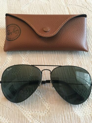 Vintage Bausch & Lomb Ray-Ban Aviator Sunglasses 1