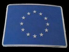 Europe European Europa Euro Eu Ue Stars Union Flag Belt Buckle Buckles