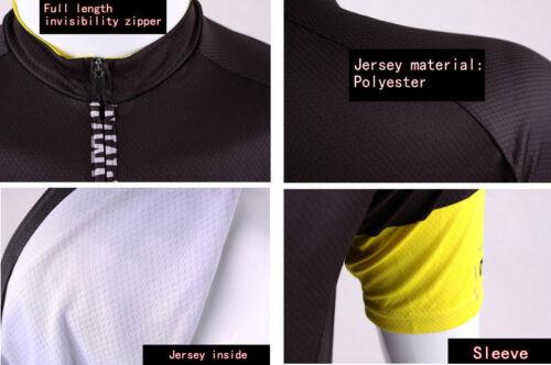 2018 XSG183 Mens Racing MTB Cycling Short Sleeve Jersey and bib Shorts