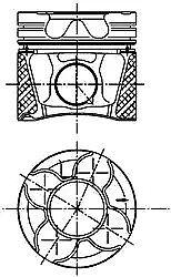 Piston Kolbenschmidt 99534600