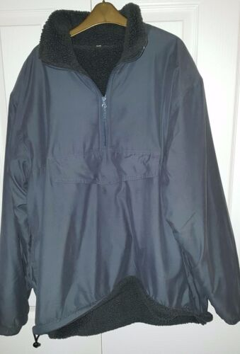 Fleece Pull Jacket Size lined Cool Winter Over Very Mens Large Warm Soft shell wgWXSq6