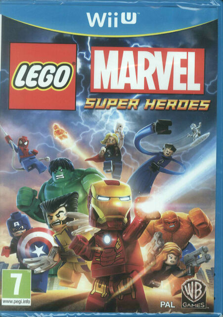 Save File And Tutorial LEGO Marvel Super Heroes 2 100% ...