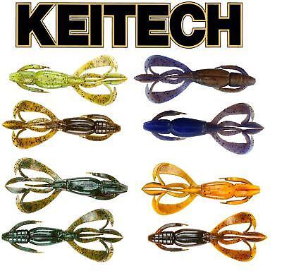 Keitech CF36-US03 Crazy Flapper