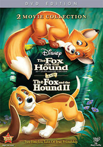 The-Fox-and-the-Hound-The-Fox-and-the-Hound-2-2-Movie-Collection-New-DVD-A