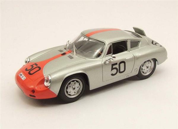 Best Models Porsche Abarth  50 Strale Hahnl Targa 1 43 9425