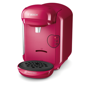 Large variety of high-quality hot beverages Collaboration by Bosch and TASSIMO P