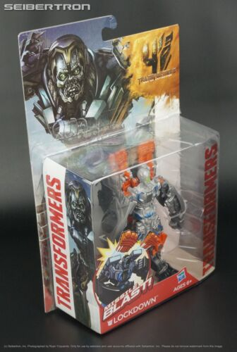 Power attaquants missile Blast Lockdown Transformers Age Of Extinction AOE Hasbro