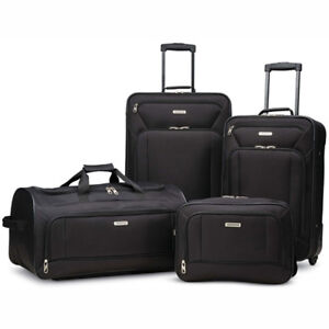 American-Tourister-Fieldbrook-XLT-4-Piece-Luggage-Set-25-034-21-034-Choose-Color