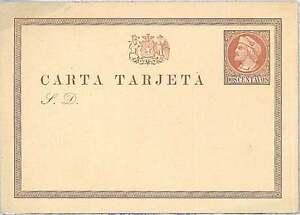 CHILE-Postal-Stationery-COLUMBUS-COLOMBO-Higgings-amp-Gage-1