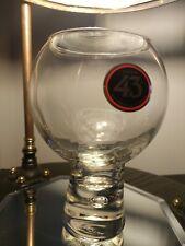 Licor 43 Cuarenta Y Tres Glass Bubble Base RARE!
