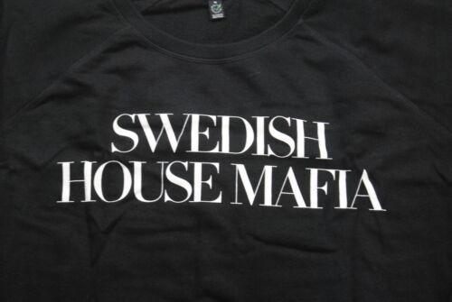 Swedish HOUSE MAFIA Logo Da Donna Felpa Nuovo Ufficiale DJ HOUSE fino ad oggi uno