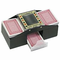 Trademark Texas Holdem Card Shuffler Card Shuffler (black)