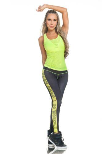 Sportwear Collezione palestra lift Colombia Pant yoga di fibre allenamento zrqCXwr