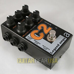 AMT-Electronics-Guitar-Preamp-C-2-Legend-Amp-Series-2-emulates-Cornford-amps
