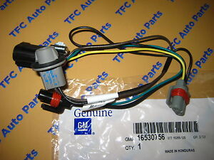 pontiac grand prix front head light wiring harness oem new. Black Bedroom Furniture Sets. Home Design Ideas