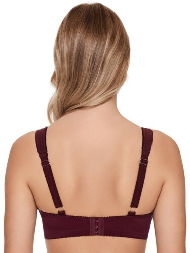 80-110 B-e in Aubergine 7395 tg Topsy Plus Susa Reggiseno Atmospheric