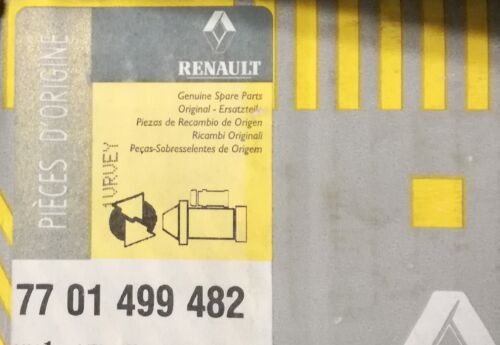 RENAULT ORIGINAL ANLASSER OE 7701499482 NEU
