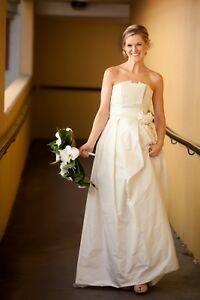 Wedding Gown Carla Zampatti Ebay