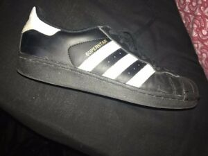 BLACK WHITE FOUNDATION Trainers Shoes