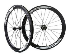 Velosa super sprint 451 carbon wheelset,38mm clincher 20 inch bike carbon wheel