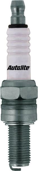 Autolite 4302 Copper Resistor Spark Plug Pack of 4