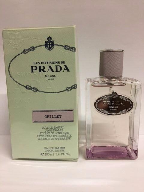 Infusions Eau Perfume Parfum Womens 100ml Spray Edp De Prada Oeillet Les rdsQth