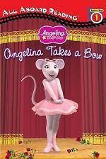 Angelina Takes a Bow (Angelina Ballerina)-ExLibrary